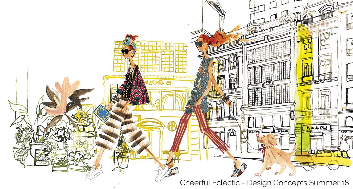 Cheerful Eclectic Web